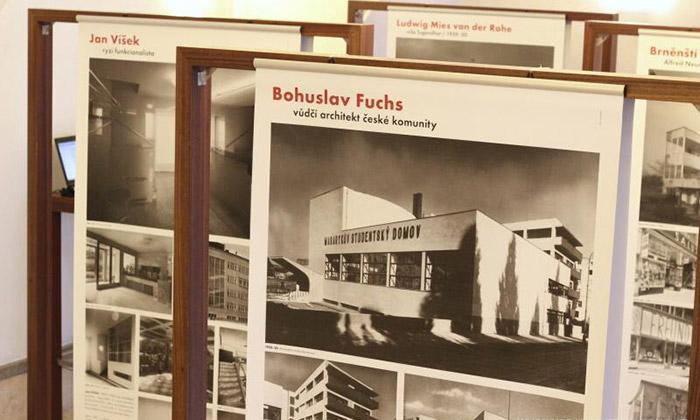 Brno seukazuje jako Město sduchem Bauhausu