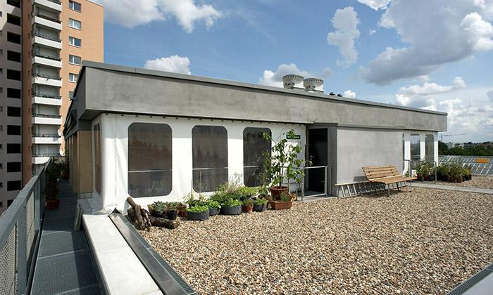 Berlínský styl bydlení Baugruppe navýstavě vPraze