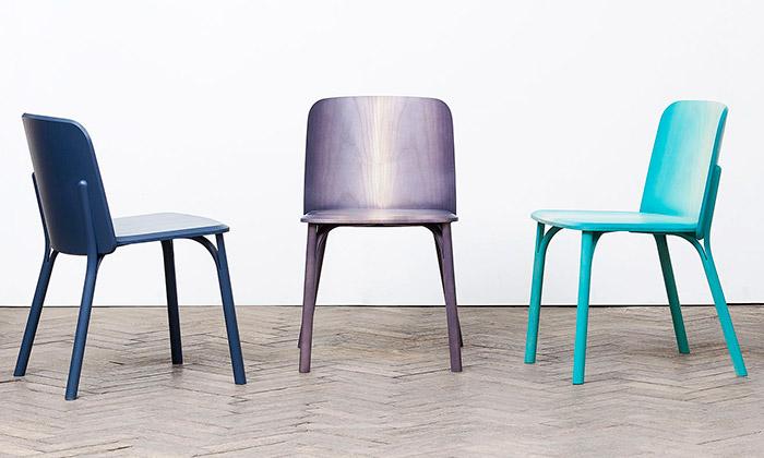 Arik Levy navrhl pro TON kolekci nábytku Split