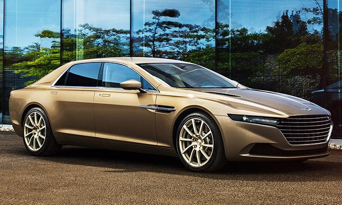 Aston Martin Lagonda jde doprodeje ivEvropě