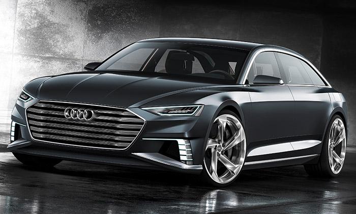 Audi Prologue Avant ukazuje příští design kombi