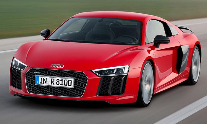 Audi představilo druhou generaci supersportu R8