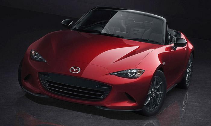 Mazda přichází sčtvrtou generací roadsteru MX-5