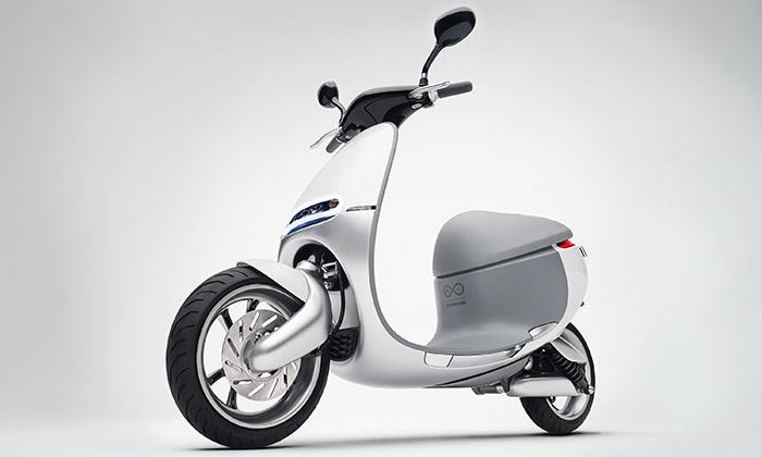 Gogoro navrhli chytrý aelektrický Smartscooter