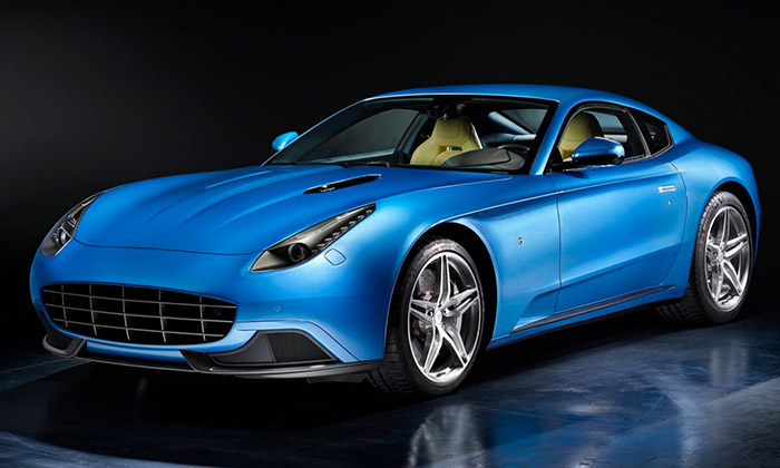 Touring Superleggera představila Berlinetta Lusso