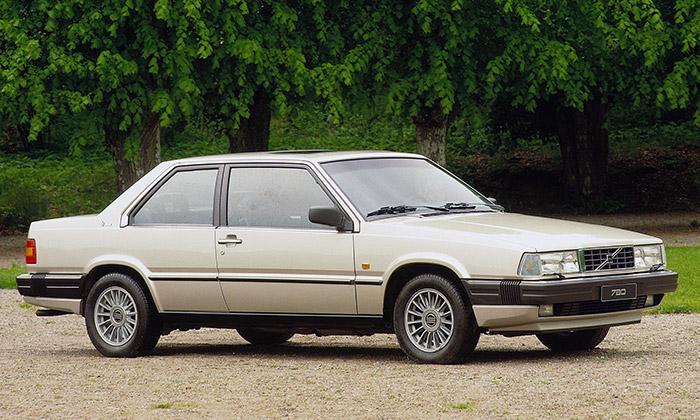 Legendární hranaté Volvo 780 oslavuje 30.výročí