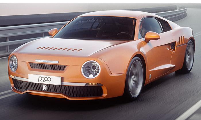 Hoffmann & Novague navrhli luxusní sporťák R200