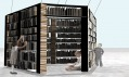 Dočasná sanfranciská knihovna Lacuna