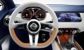 Kocept vozu Nissan Sway