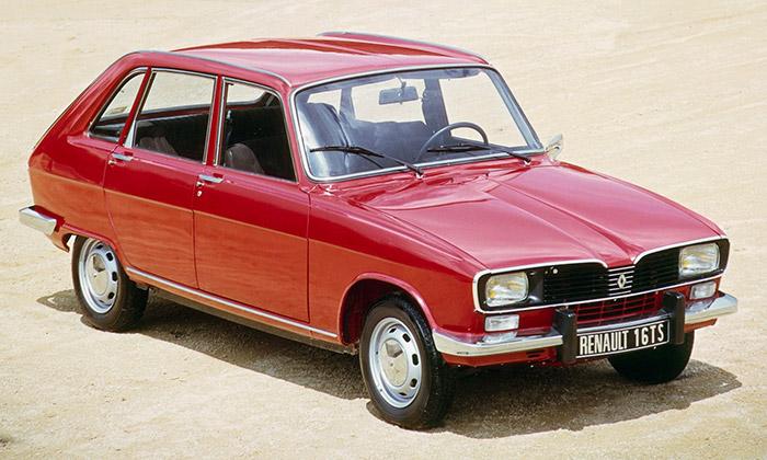 Historicky první hatchback Renault 16 slaví 50 let