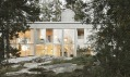 Six Walls House ve Švédsku od Arrhov Frick Arkitektkontor