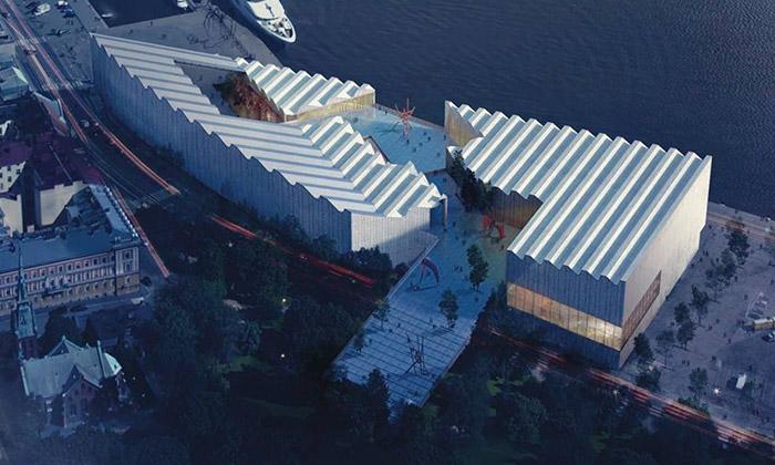 Brno vystavuje retrospektivu architekta Rafi Segala