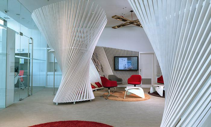 Pobočky banky Era dostaly nový moderní interiér