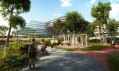 Esfera City Center od Zahy Hadid pro Monterrey v Mexiku