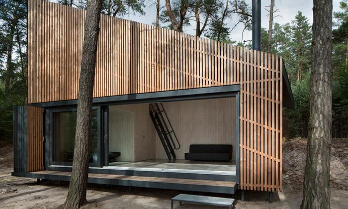 Chata uMáchova jezera získala Grand Prix architektů