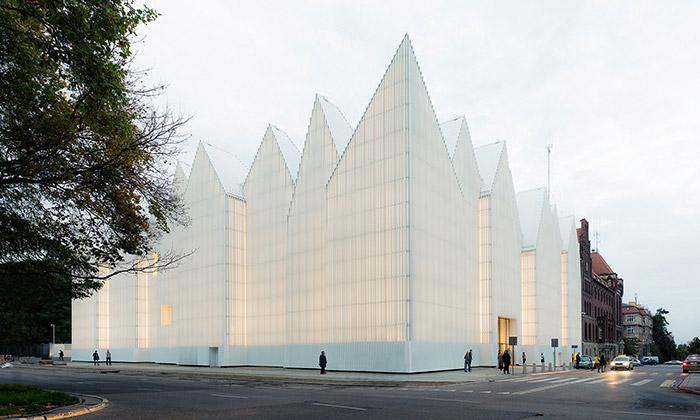 Budova filharmonie veŠtětíně získala prestižní cenu
