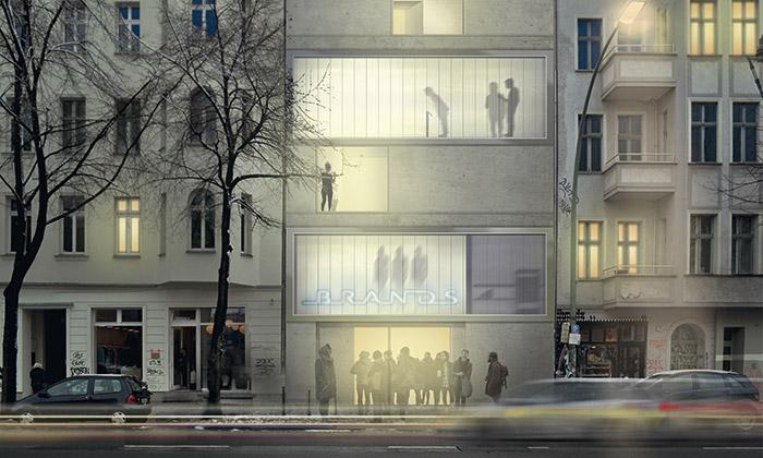 V Brně vystaví návrhy naproměnu Berlína aBrna