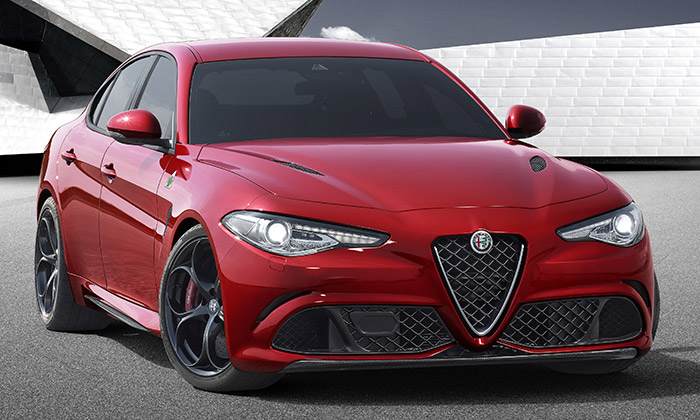 Alfa Romeo představila dlouho očekávaný vůz Giulia