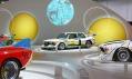BMW Art Car Collection na Concorso d'Eleganza