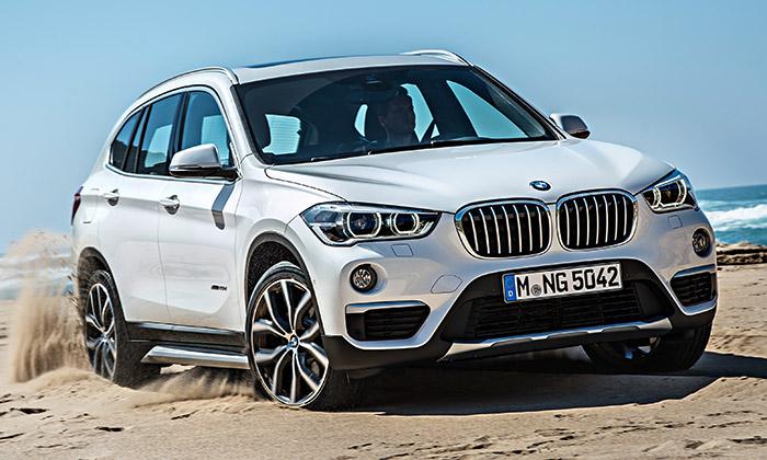 BMW X1 dostalo moderní design skaroserií SAV