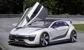 Koncept vozu Volkswagen Golf GTE Sport