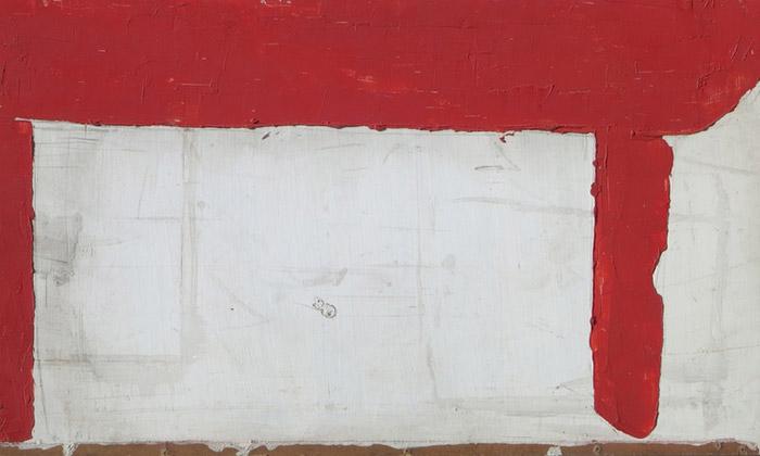 Petr Veselý vystavuje vPraze minimalistické obrazy