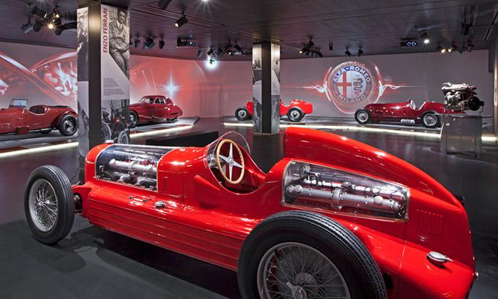 V italské Arese znovuotevřeli Muzeum Alfa Romeo