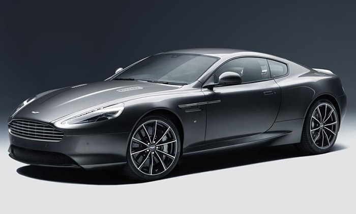 Aston Martin uvádí prestižní kupé DB9 veverzi GT