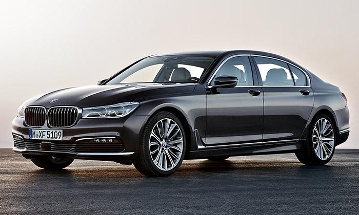 BMW představilo sedmou generaci limuzíny řady 7