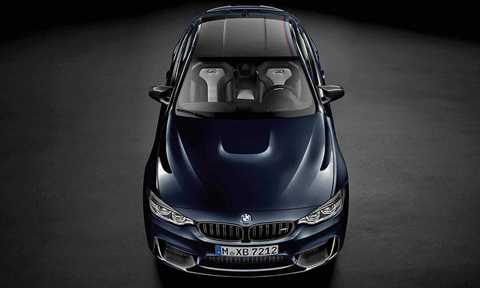 BMW Individual vytvořilo výroční edici M4 Coupé