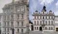 Ukázka z výstavy Cizí dům? Architektura českých Němců 1848 - 1891