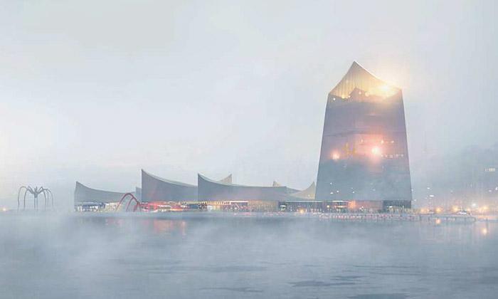 V Helsinkách postaví nové Guggenheim Museum