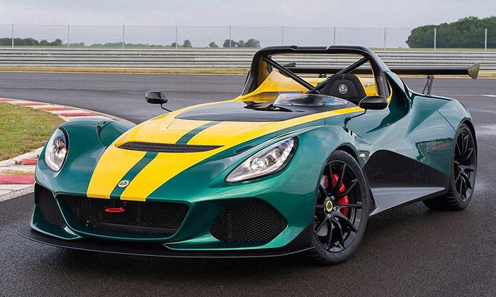 Lotus 3-Eleven jenejrychlejší vozidlo automobilky