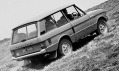 Range Rover zroku 1970