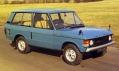 Range Rover z roku 1970