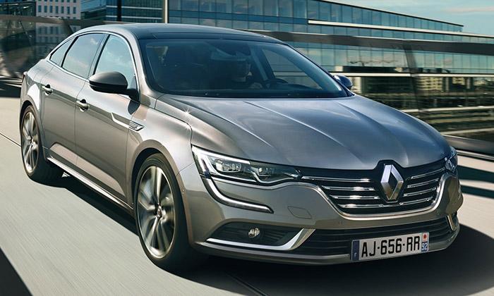 Elegantní sedan Renault Talisman nahradí Lagunu