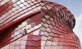 Daniel Libeskind a jeho firemní pavilon Vanke Čína na Expo 2015