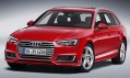 Nové Audi A4