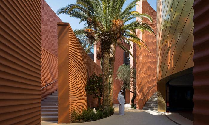 Arabské Emiráty mají naExpo 2015 pouštní pavilon