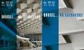 Plakáty k výstavě Brusel… na Ostravsku