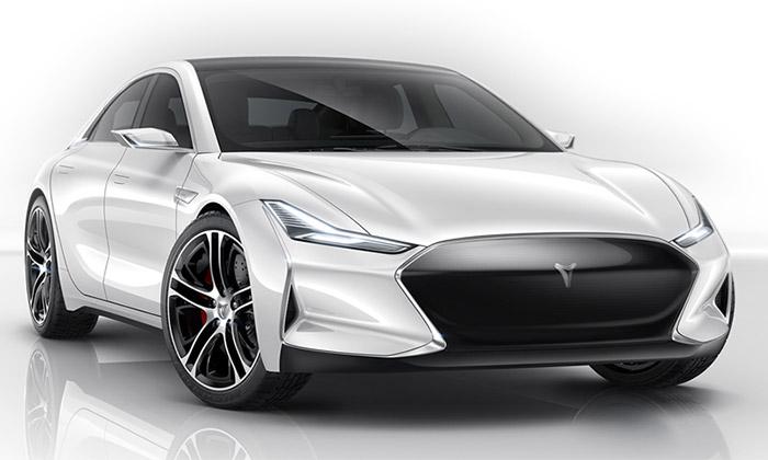 Čínský elektrický sedan Youxia X dostal ostré tvary