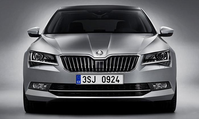 Škoda Superb získala cenu za design exteriéru vozu