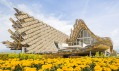 Čínský pavilon naExpo 2015 vitalském Miláně