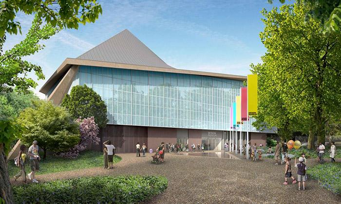 Londýnské Design Museum sepřestěhuje donového