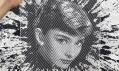 Yoo Hyun ajeho portréty vyřezané zpapíru