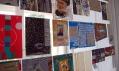 Ukázka z výstavy Korespondáž A+K