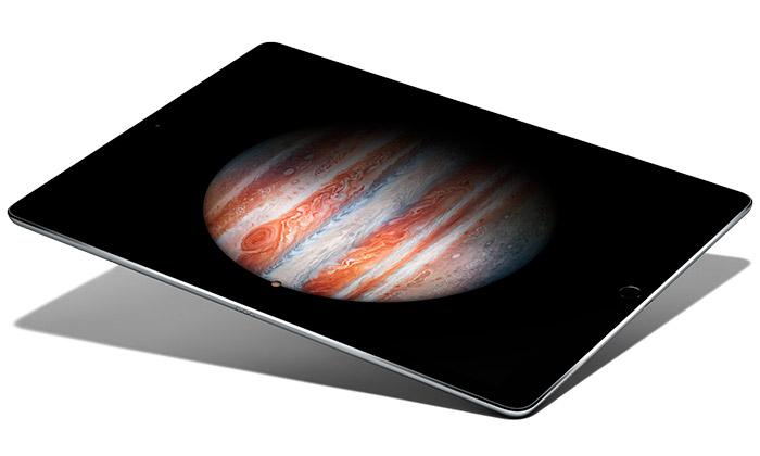 Apple uvádí profesionální tablet iPad Pro sperem