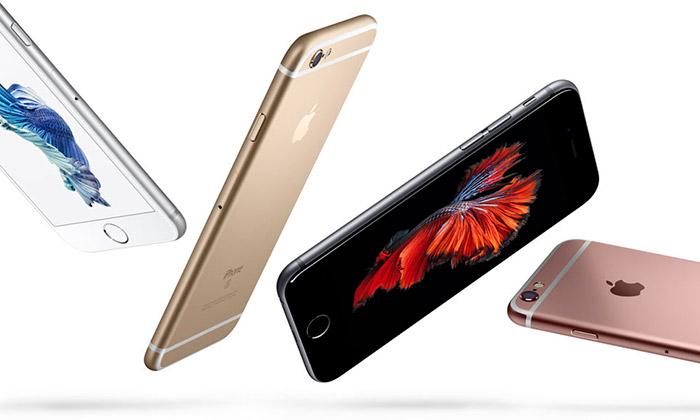 Apple uvádí vylepšený iPhone6s aiPhone6s Plus