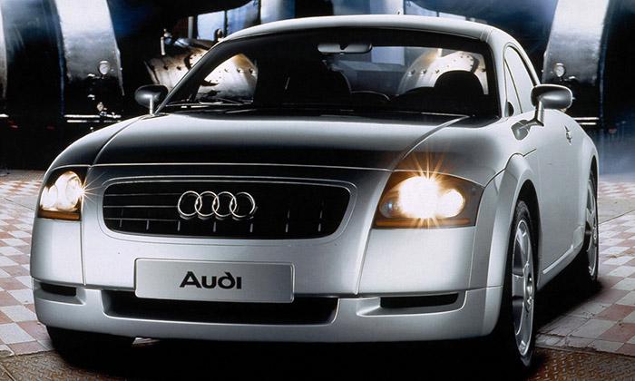 Audi TT slaví 20 let odpředstavení prvního konceptu