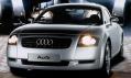 Koncept vozu Audi TT z roku 1999